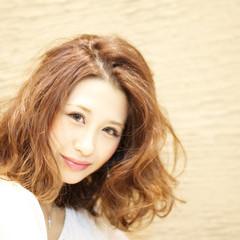 ピュア ナチュラル ふわふわ かわいい ヘアスタイルや髪型の写真・画像