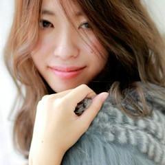 大人かわいい ヘアアレンジ 大人女子 外国人風 ヘアスタイルや髪型の写真・画像