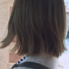 グラデーションカラー ストリート ブラウン 外国人風 ヘアスタイルや髪型の写真・画像