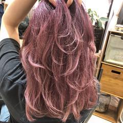 フェミニン ヘアアレンジ 前髪あり 抜け感 ヘアスタイルや髪型の写真・画像