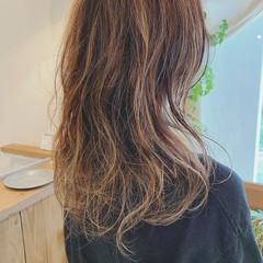 外国人風カラー エレガント 簡単ヘアアレンジ セミロング ヘアスタイルや髪型の写真・画像