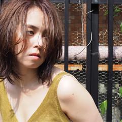 ゆるふわ エレガント 前髪アレンジ パーマ ヘアスタイルや髪型の写真・画像
