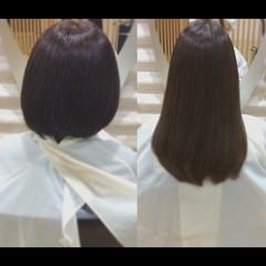 ロングヘア 髪質改善 ロング ナチュラル ヘアスタイルや髪型の写真・画像