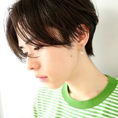 メンズショート ストリート メンズカット ショート ヘアスタイルや髪型の写真・画像