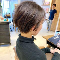 ヘアアレンジ デート ショート ナチュラル ヘアスタイルや髪型の写真・画像