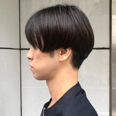 モード マッシュショート メンズショート ショート ヘアスタイルや髪型の写真・画像