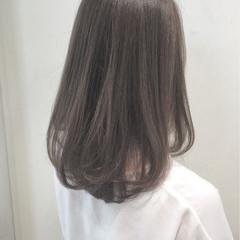秋 ロング 透明感 大人かわいい ヘアスタイルや髪型の写真・画像