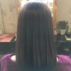 色気 ゆるふわ グラデーションカラー 暗髪 ヘアスタイルや髪型の写真・画像