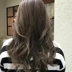 アンニュイ ロング デート フェミニン ヘアスタイルや髪型の写真・画像