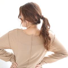 アンニュイほつれヘア 簡単ヘアアレンジ 大人ロング ヘアアレンジ ヘアスタイルや髪型の写真・画像