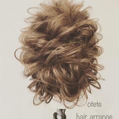 ヘアアレンジ ロング デート ナチュラル ヘアスタイルや髪型の写真・画像