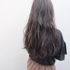 ブルージュ デート アンニュイ ロング ヘアスタイルや髪型の写真・画像