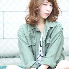 外国人風 ゆるふわ 大人かわいい フェミニン ヘアスタイルや髪型の写真・画像