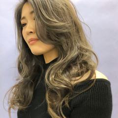 大人ロング ロングヘアスタイル エレガント ロング ヘアスタイルや髪型の写真・画像