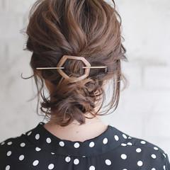 くせ毛風 ボブ 大人かわいい ヘアアレンジ ヘアスタイルや髪型の写真・画像