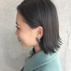 大人かわいい アッシュ ニュアンス 色気 ヘアスタイルや髪型の写真・画像