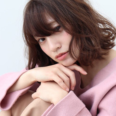 ゆるふわ フェミニン アンニュイ 大人かわいい ヘアスタイルや髪型の写真・画像