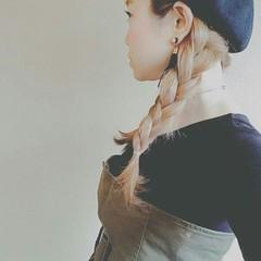デート ナチュラル ゆるふわ 冬 ヘアスタイルや髪型の写真・画像