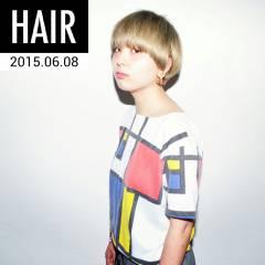 ナチュラル ショート マッシュ 外国人風 ヘアスタイルや髪型の写真・画像