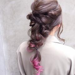 ブルージュ アッシュ ミディアム 暗髪 ヘアスタイルや髪型の写真・画像