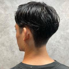 メンズショート メンズスタイル メンズカット メンズパーマ ヘアスタイルや髪型の写真・画像