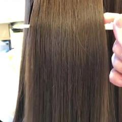 フェミニン 美髪 トリートメント ヘアカラー ヘアスタイルや髪型の写真・画像