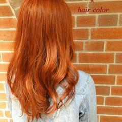 フェミニン ハイライト 外国人風 渋谷系 ヘアスタイルや髪型の写真・画像