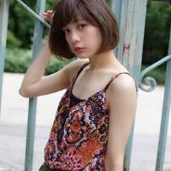 パンク モテ髪 コンサバ ウェットヘア ヘアスタイルや髪型の写真・画像