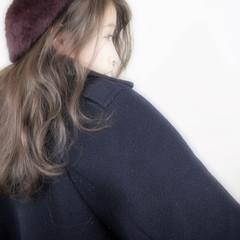 ゆるふわ ニュアンス 愛され 外国人風カラー ヘアスタイルや髪型の写真・画像
