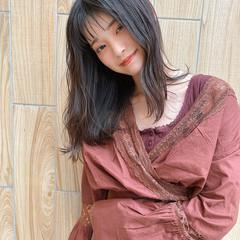 簡単スタイリング 艶髪 簡単ヘアアレンジ ナチュラル ヘアスタイルや髪型の写真・画像