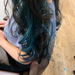 デート ロング 成人式 ストリート ヘアスタイルや髪型の写真・画像