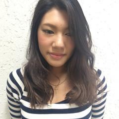 ガーリー 大人かわいい ダブルカラー 外国人風 ヘアスタイルや髪型の写真・画像