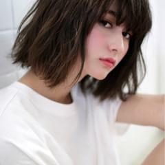 大人女子 こなれ感 暗髪 黒髪 ヘアスタイルや髪型の写真・画像