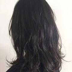 パーマ ヘアアレンジ ゆるふわ 大人女子 ヘアスタイルや髪型の写真・画像