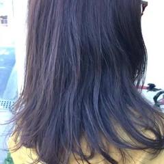 外国人風 フェミニン 外国人風カラー アッシュ ヘアスタイルや髪型の写真・画像