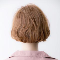 無造作パーマ ボブ ボブヘアー デジタルパーマ ヘアスタイルや髪型の写真・画像