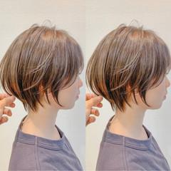 ショートヘア ショート ミニボブ ショートボブ ヘアスタイルや髪型の写真・画像