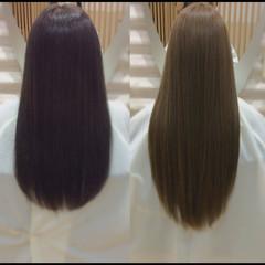 ロング 髪質改善 ロングヘアスタイル 髪質改善トリートメント ヘアスタイルや髪型の写真・画像