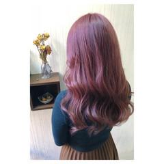 アッシュ 外国人風 大人女子 フェミニン ヘアスタイルや髪型の写真・画像