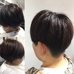ショート ショートボブ ストリート ベリーショート ヘアスタイルや髪型の写真・画像
