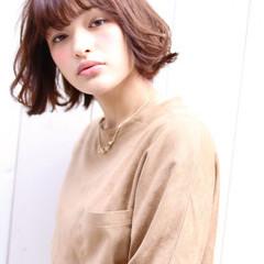大人かわいい フェミニン コンサバ 外ハネ ヘアスタイルや髪型の写真・画像