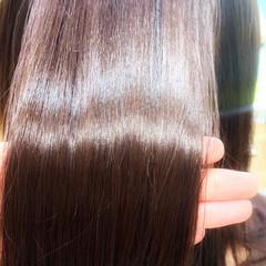 ミディアム 髪質改善トリートメント 最新トリートメント トリートメント ヘアスタイルや髪型の写真・画像