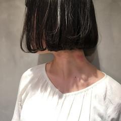 小顔 大人女子 パーマ 外国人風 ヘアスタイルや髪型の写真・画像