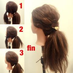 フェミニン ゆるふわ ショート ヘアアレンジ ヘアスタイルや髪型の写真・画像