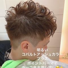 ナチュラル ショートヘア ベリーショート ショート ヘアスタイルや髪型の写真・画像