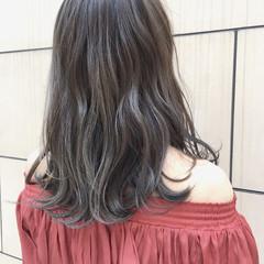 ヘアアレンジ ナチュラル ミディアム デート ヘアスタイルや髪型の写真・画像