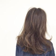 マルサラ ストレート ストリート グラデーションカラー ヘアスタイルや髪型の写真・画像