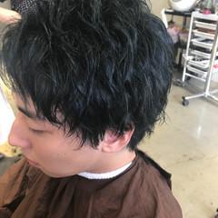 モード 成人式 アウトドア パーマ ヘアスタイルや髪型の写真・画像
