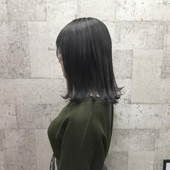 ボブ ブリーチ ハイトーン モード ヘアスタイルや髪型の写真・画像