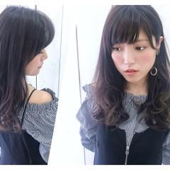 グレージュ 透明感 アッシュベージュ ナチュラル ヘアスタイルや髪型の写真・画像